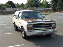Picture of 1986 Ramcharger located in Salem Oregon - LHRU