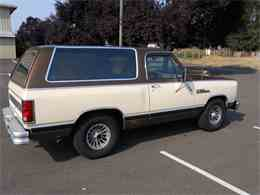 Picture of 1986 Dodge Ramcharger located in Oregon - LHRU
