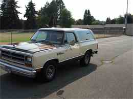 Picture of '86 Dodge Ramcharger located in Salem Oregon - LHRU