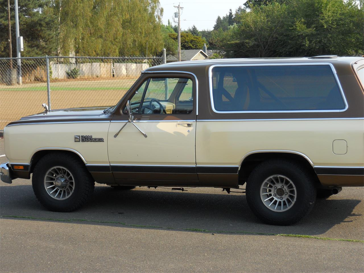Large Picture of '86 Ramcharger - LHRU
