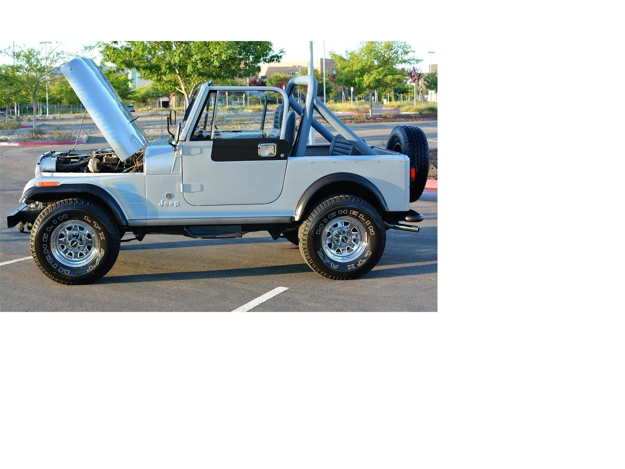 Large Picture of 1983 Jeep Wrangler located in Folsom California - $17,500.00 - LHRY