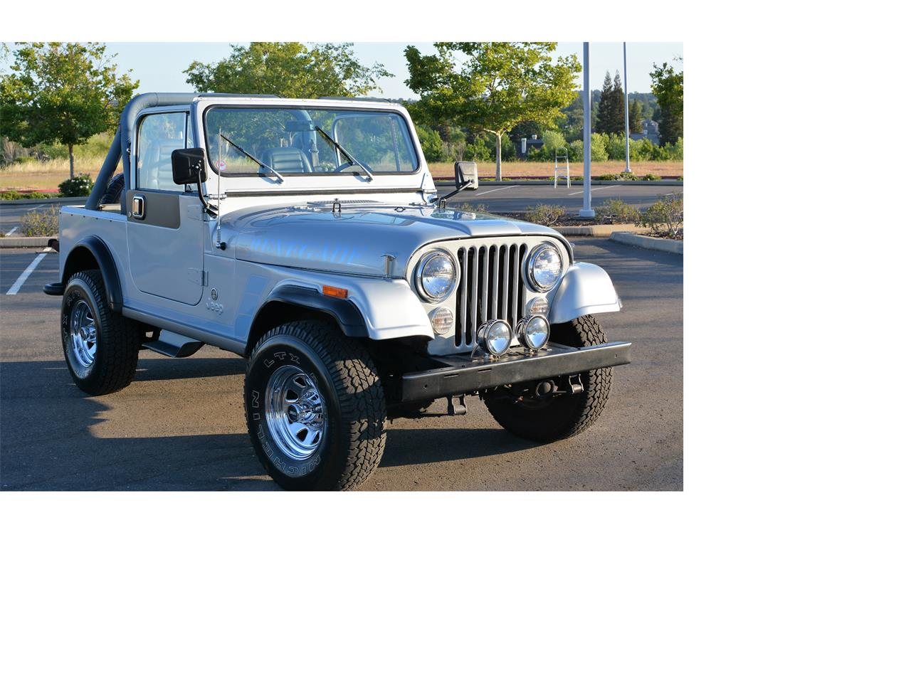 Large Picture of '83 Wrangler - $17,500.00 - LHRY