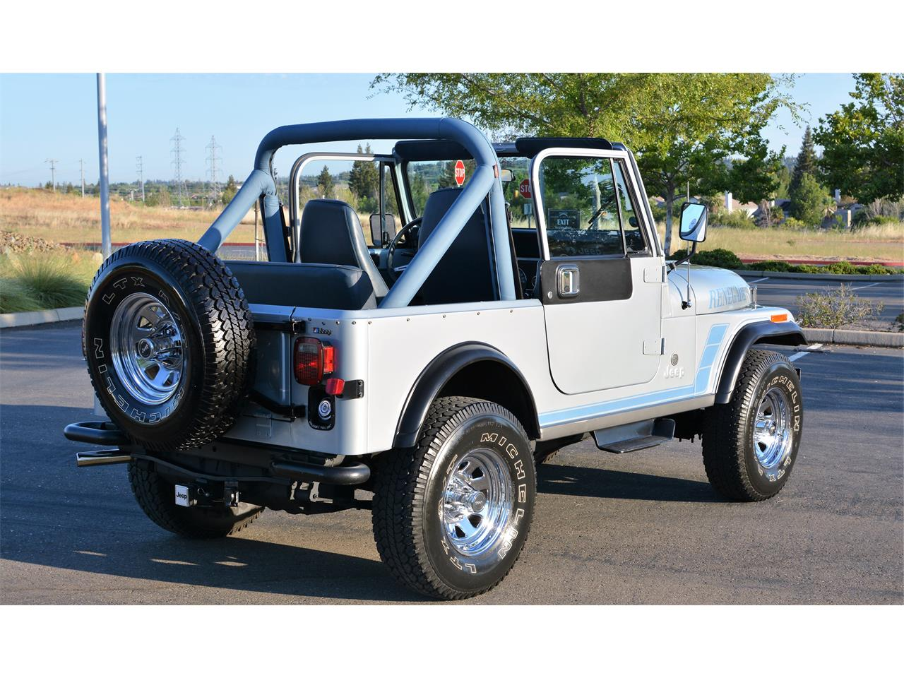 Large Picture of 1983 Wrangler - LHRY