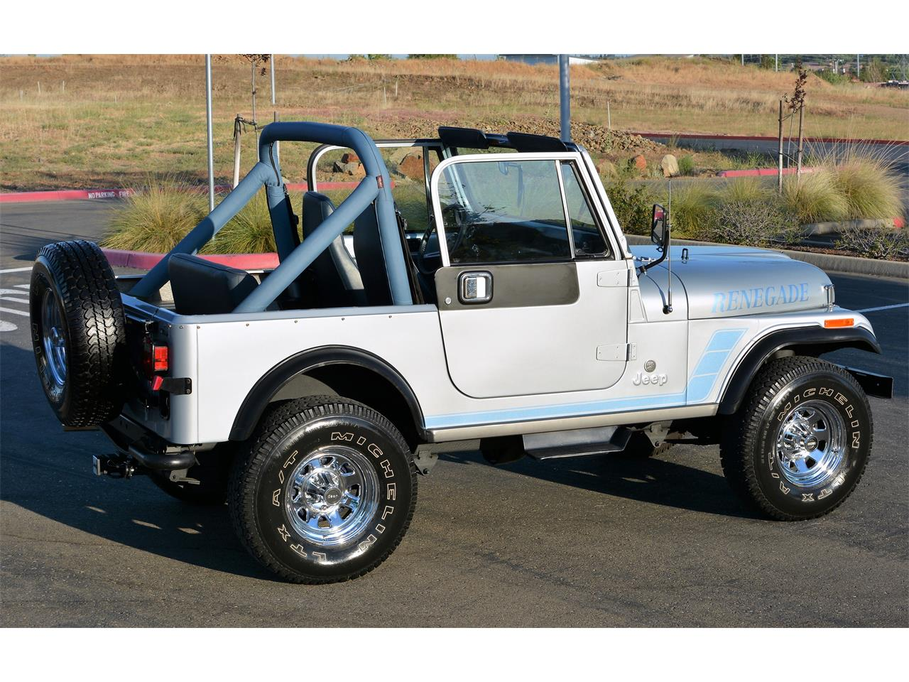 Large Picture of '83 Wrangler Offered by a Private Seller - LHRY