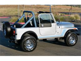 Picture of '83 Jeep Wrangler Offered by a Private Seller - LHRY