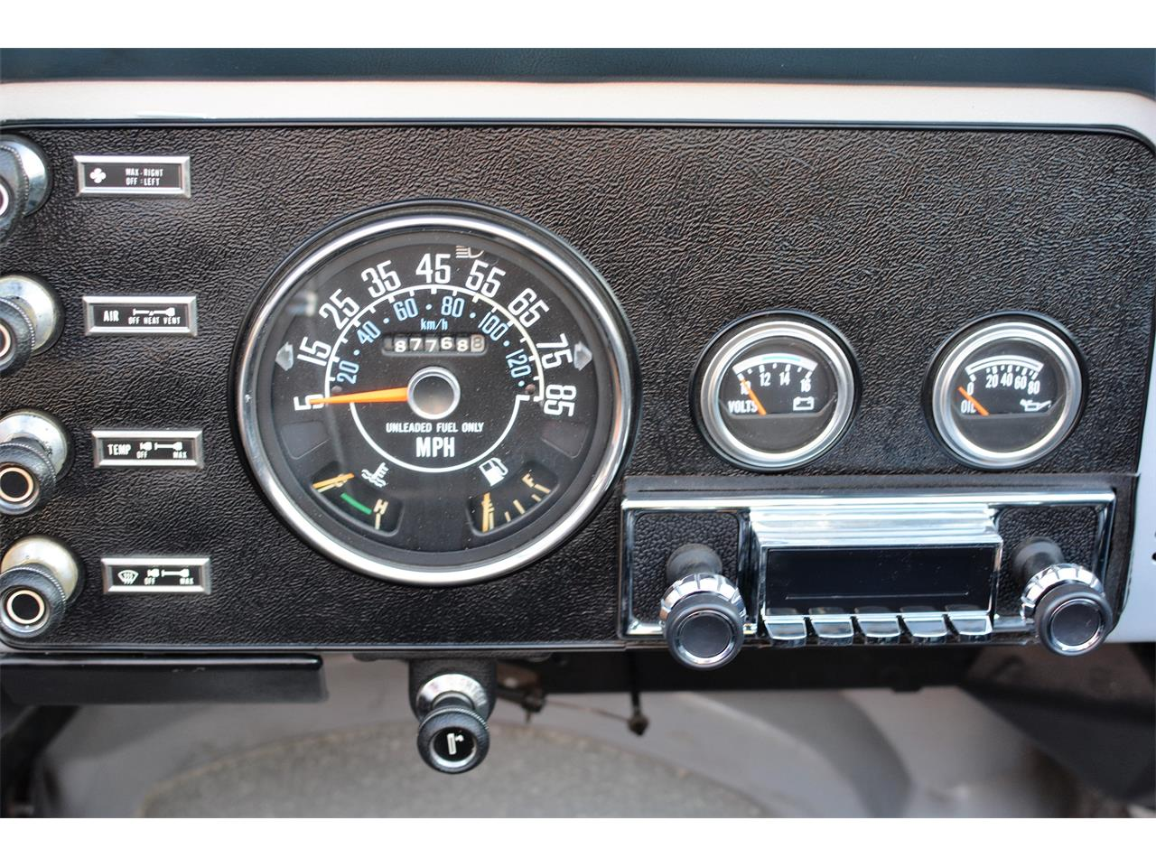 Large Picture of 1983 Jeep Wrangler Offered by a Private Seller - LHRY