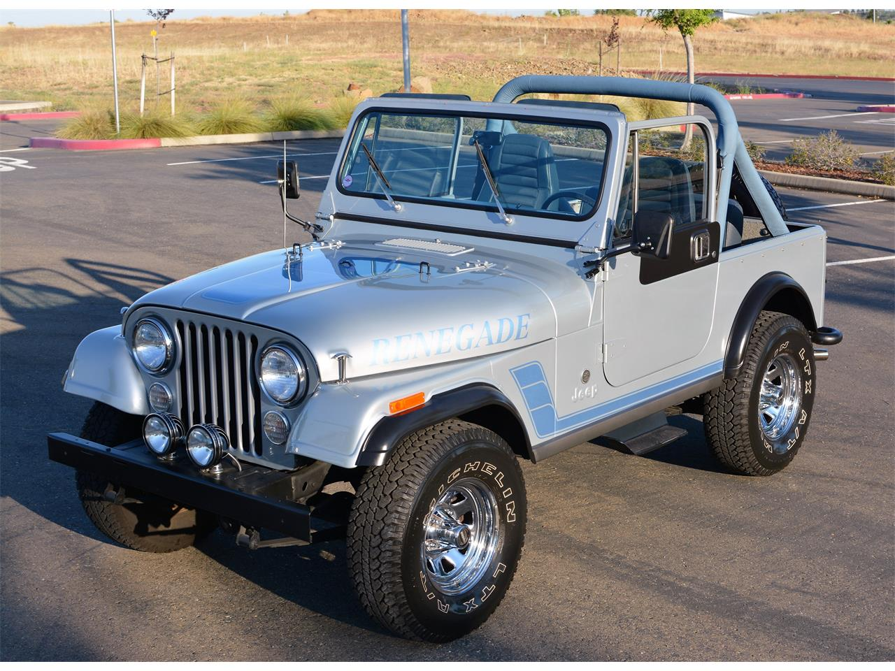 Large Picture of '83 Jeep Wrangler located in California - LHRY