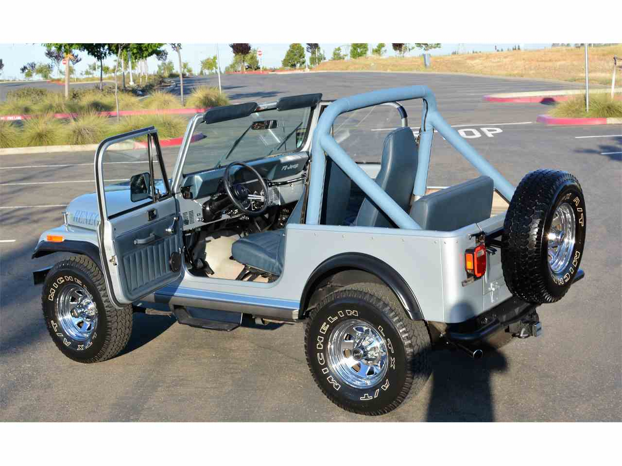 Large Picture of '83 Wrangler - LHRY