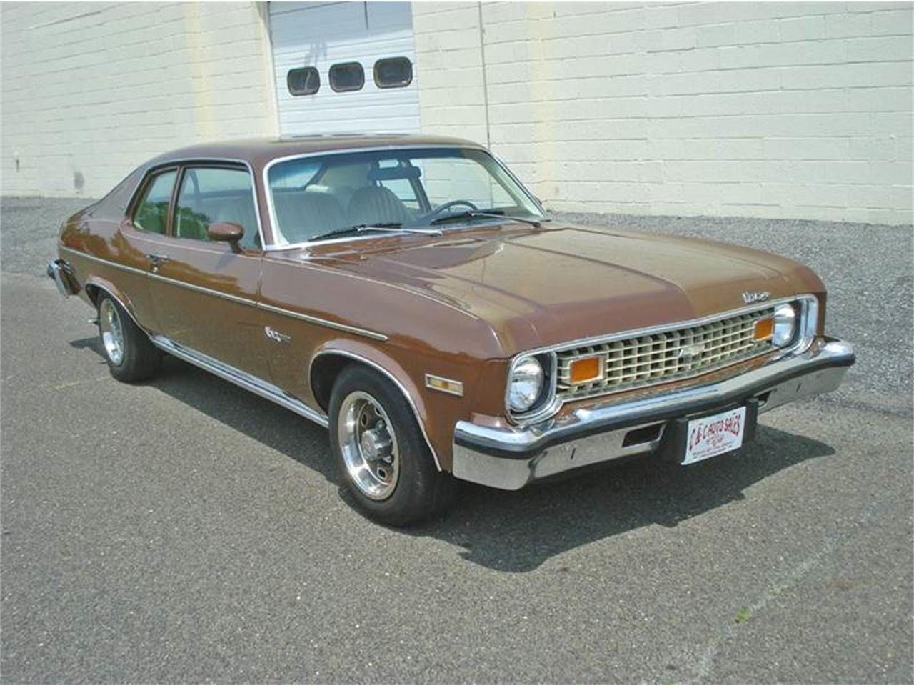 Large Picture of Classic 1973 Chevrolet Nova - $12,900.00 - LHTJ