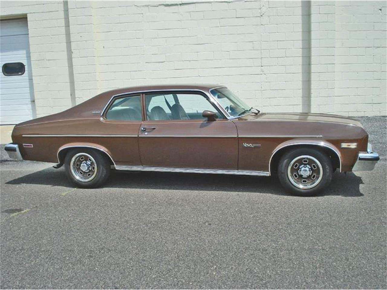 Large Picture of '73 Chevrolet Nova located in New Jersey - $12,900.00 Offered by C & C Auto Sales - LHTJ