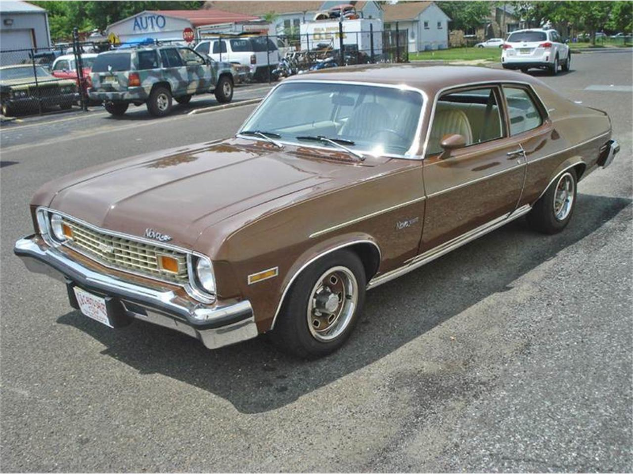 Large Picture of Classic '73 Nova located in New Jersey - $12,900.00 Offered by C & C Auto Sales - LHTJ