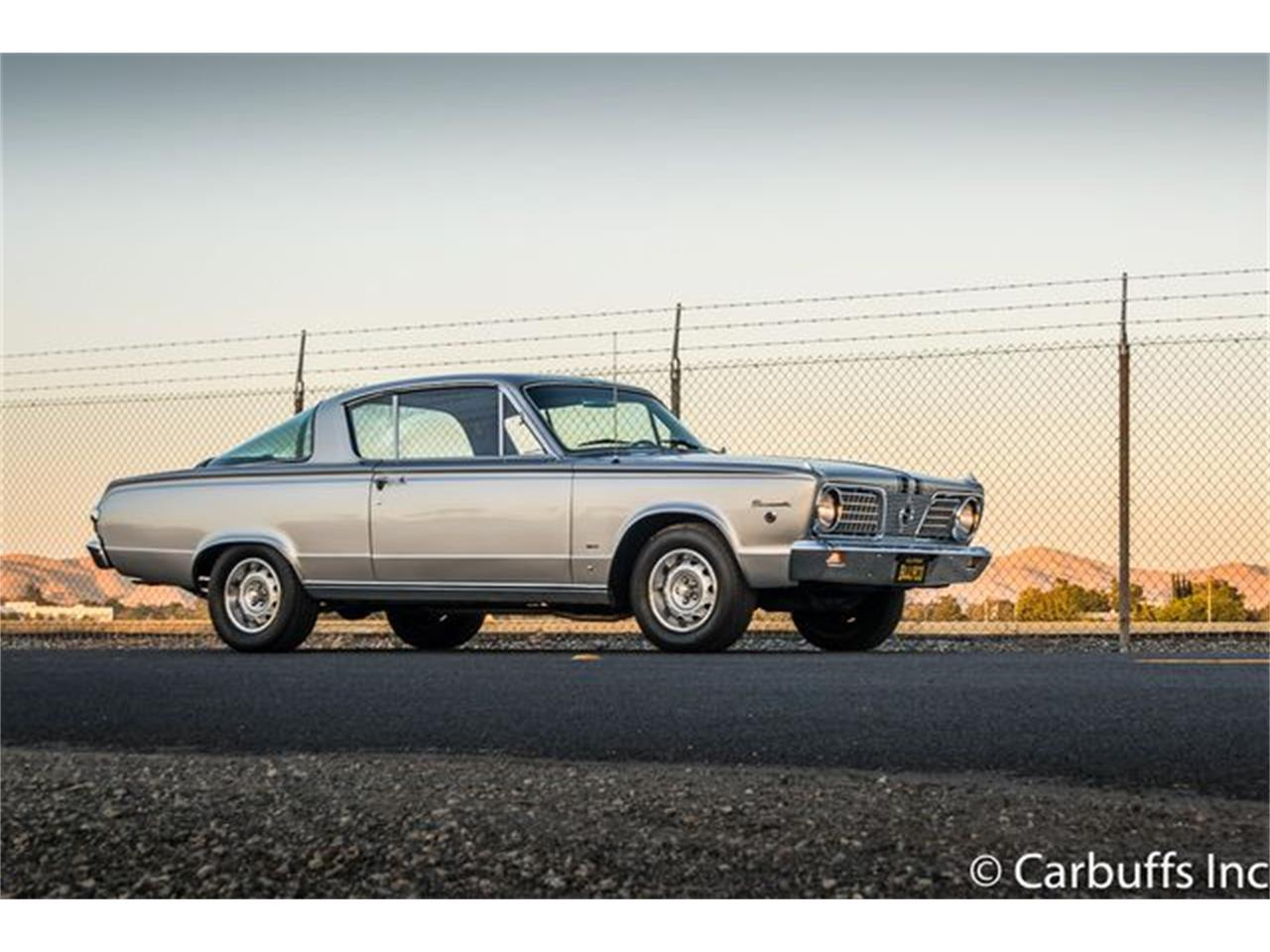 Large Picture of '66 Barracuda - LHTV