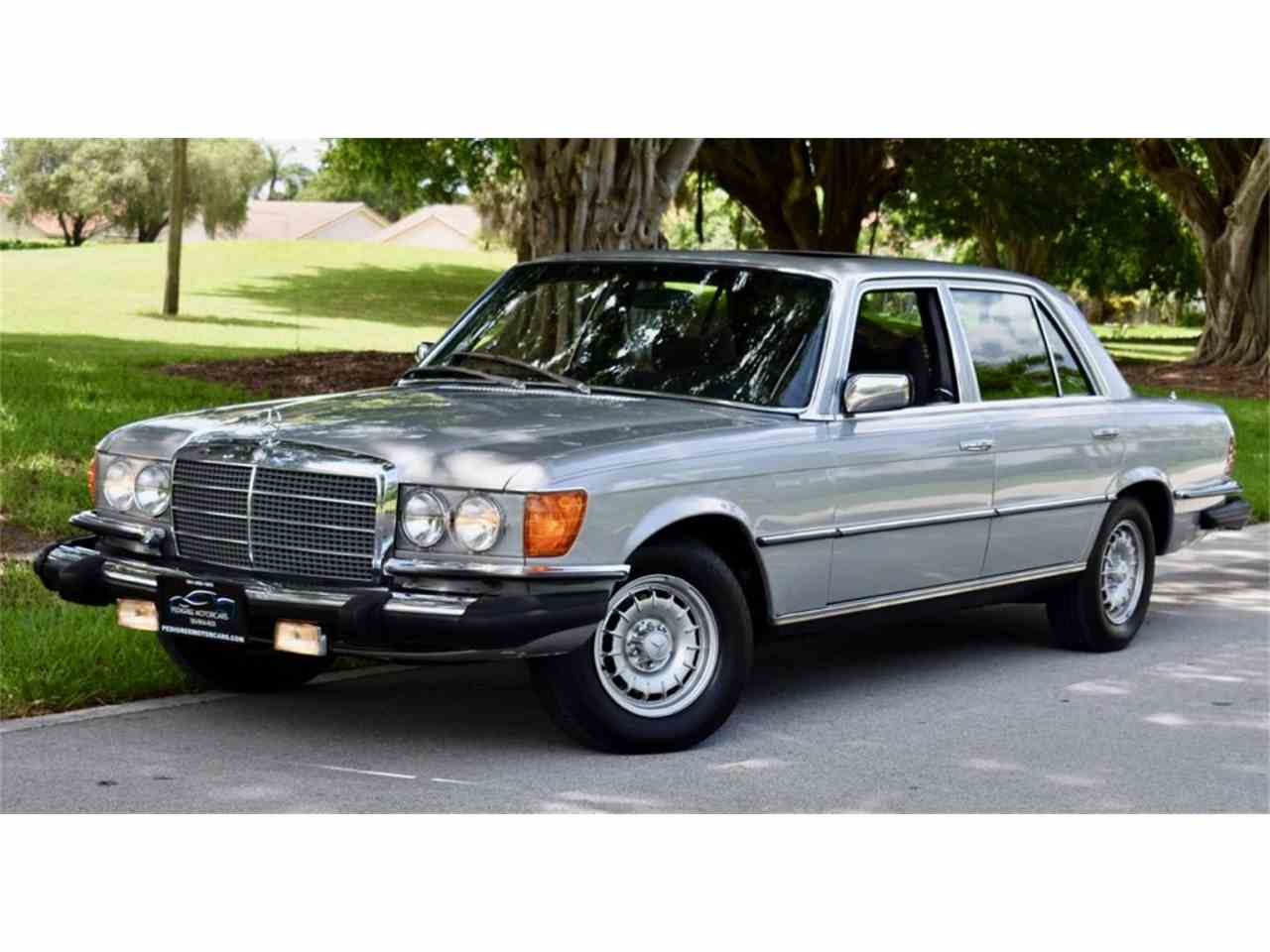 1979 mercedes benz 450sel for sale cc for Mercedes benz for sale under 5000