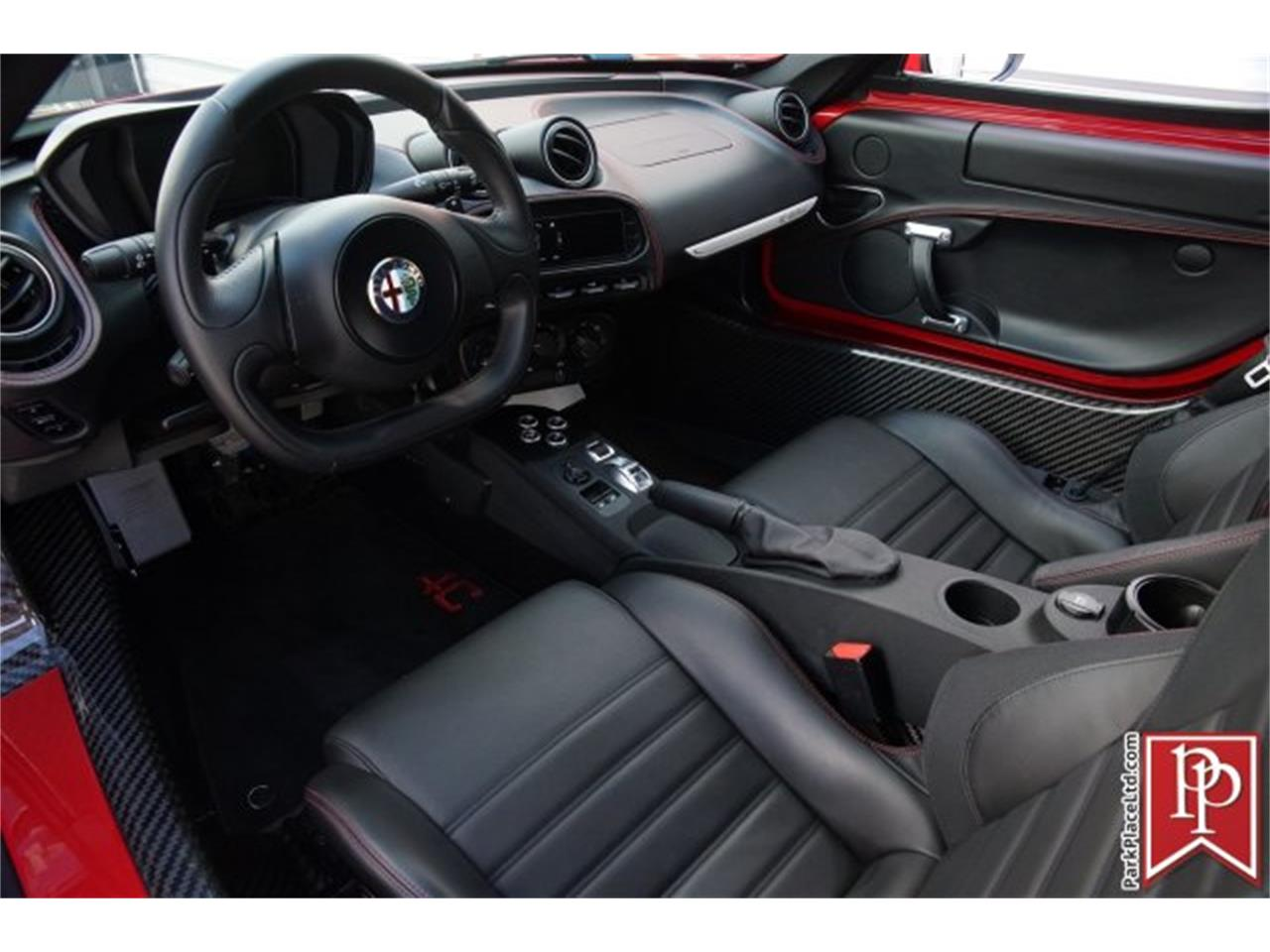 Large Picture of '15 Alfa Romeo 4C located in Bellevue Washington - $54,950.00 Offered by Park Place Ltd - LHU7