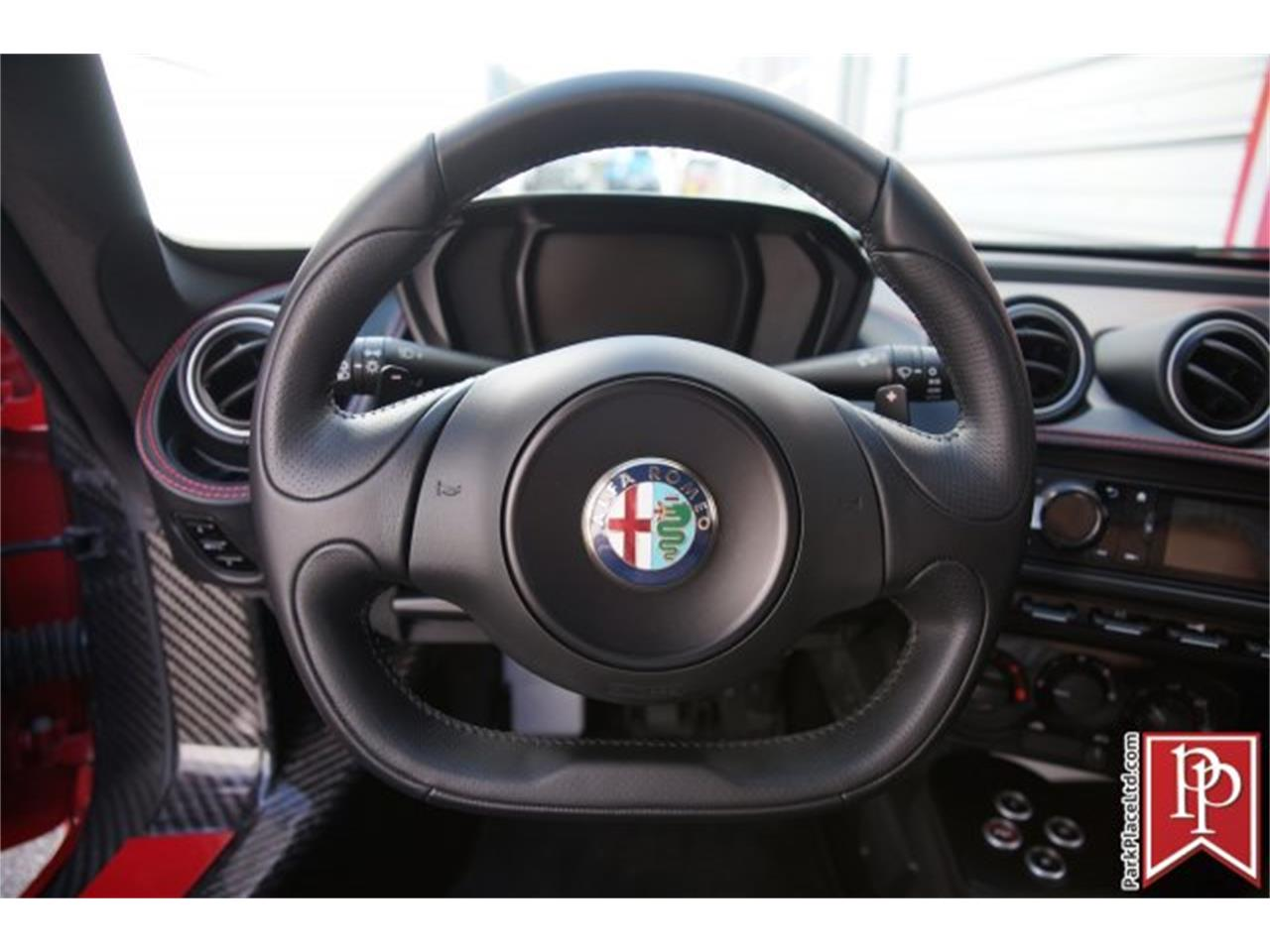 Large Picture of 2015 Alfa Romeo 4C located in Washington - $54,950.00 Offered by Park Place Ltd - LHU7