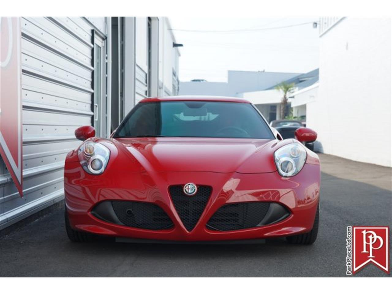 Large Picture of '15 Alfa Romeo 4C - $54,950.00 - LHU7
