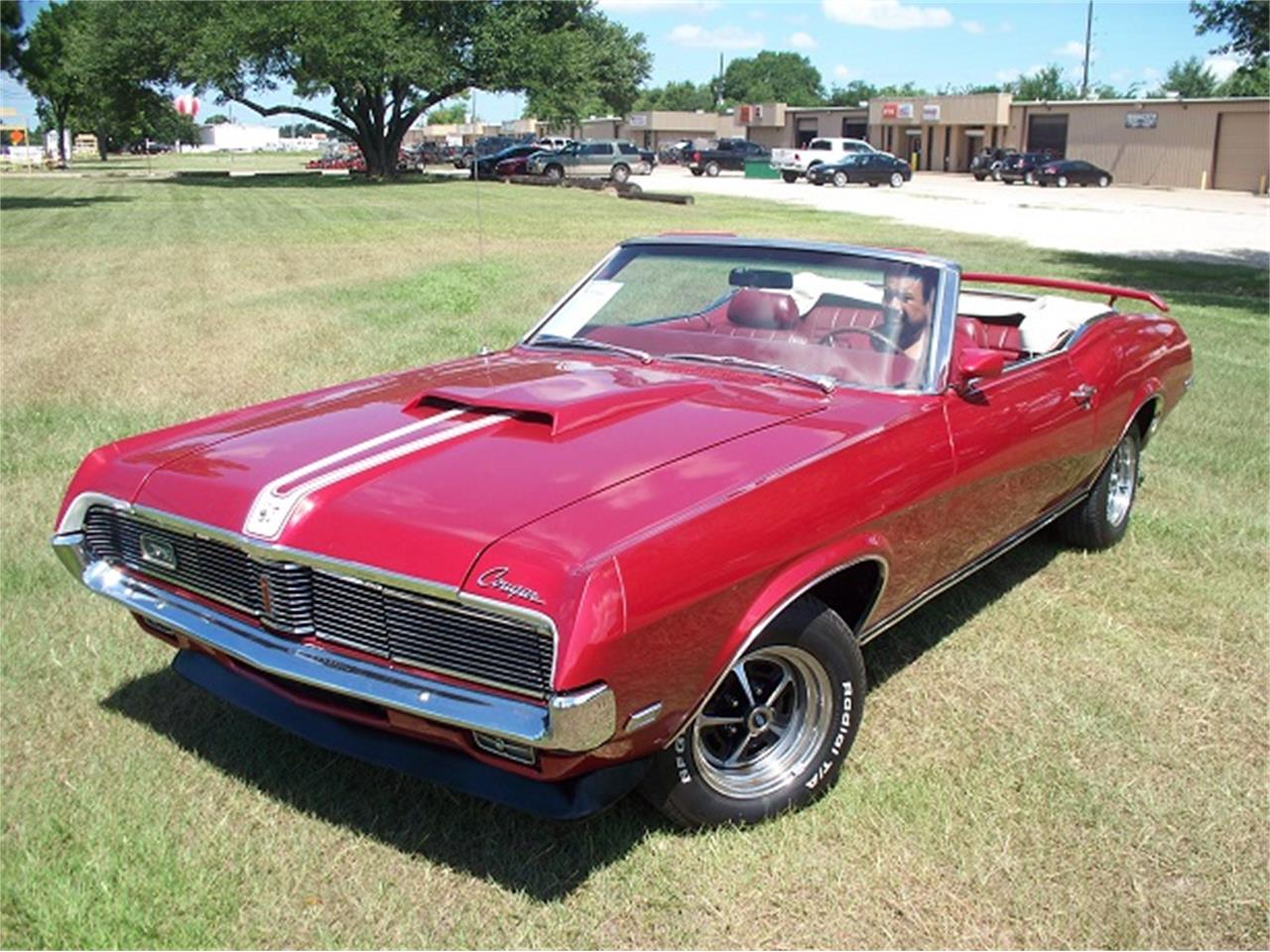 Large Picture of Classic 1969 Mercury Cougar XR7 - LFML