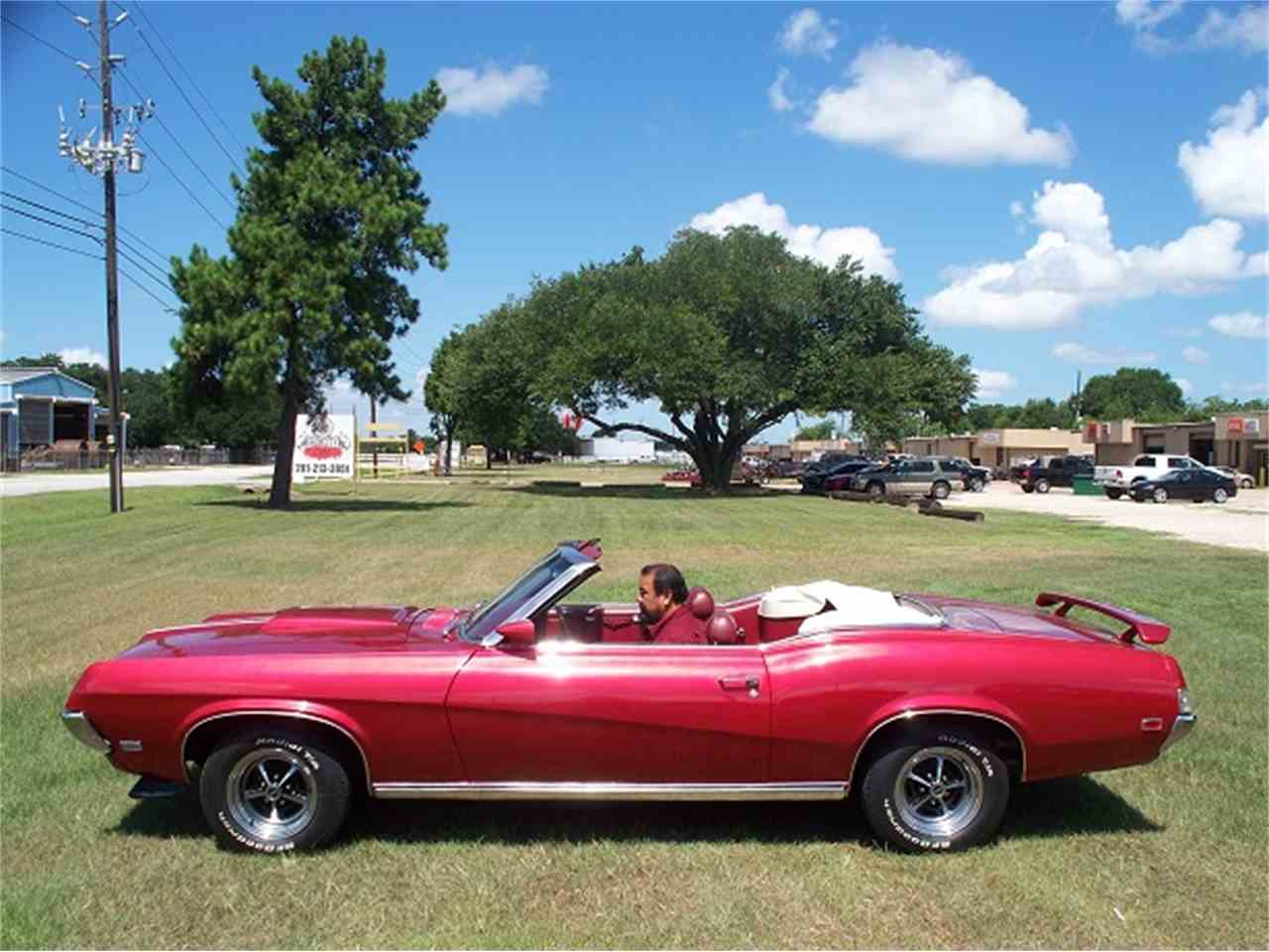 Large Picture of Classic 1969 Cougar XR7 located in Texas - LFML