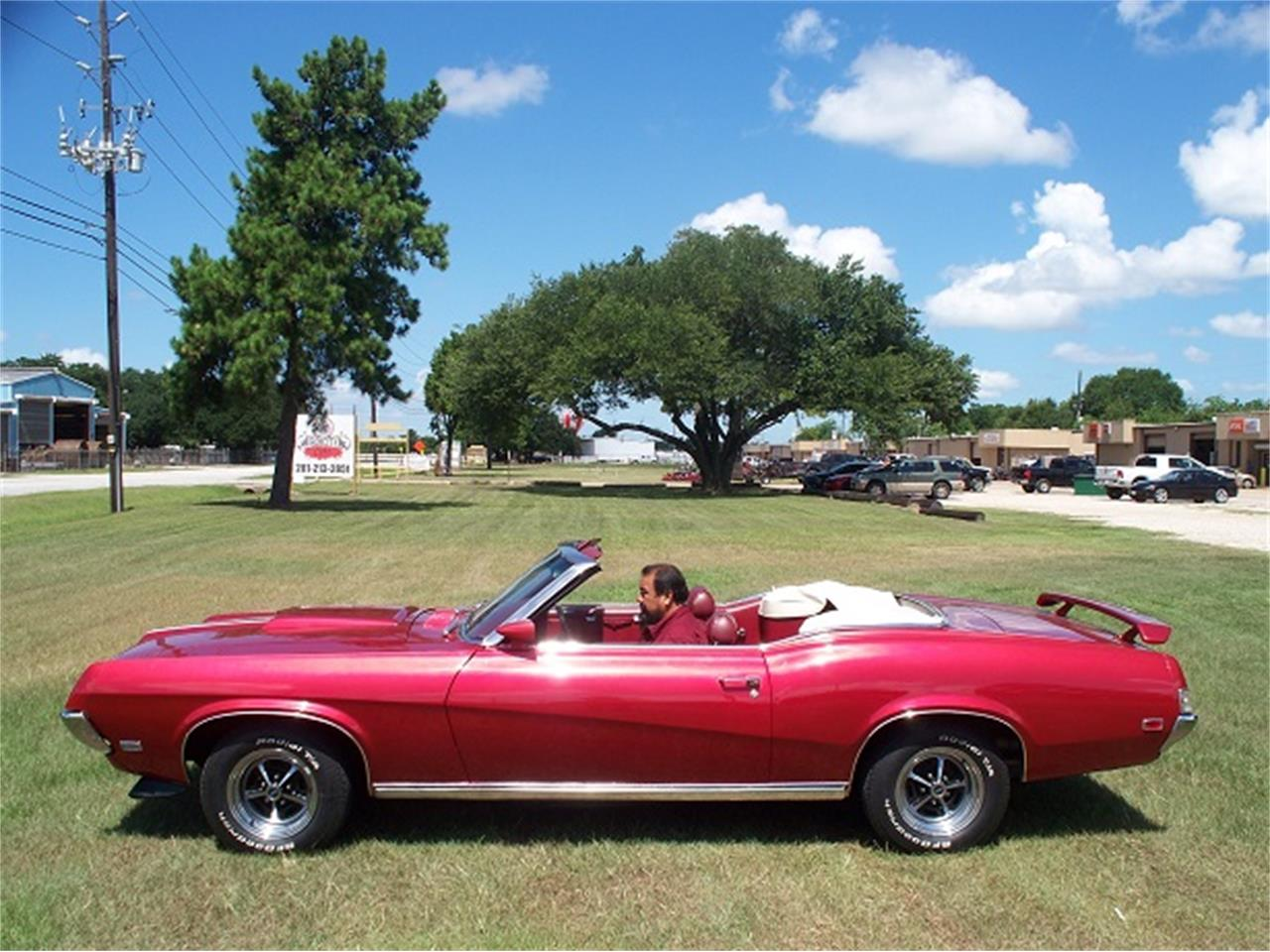 Large Picture of '69 Cougar XR7 located in Texas Offered by Performance Mustangs - LFML