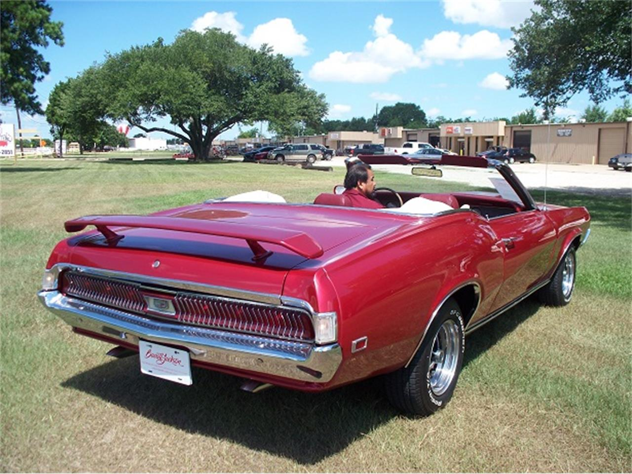 Large Picture of Classic '69 Cougar XR7 located in Texas Offered by Performance Mustangs - LFML