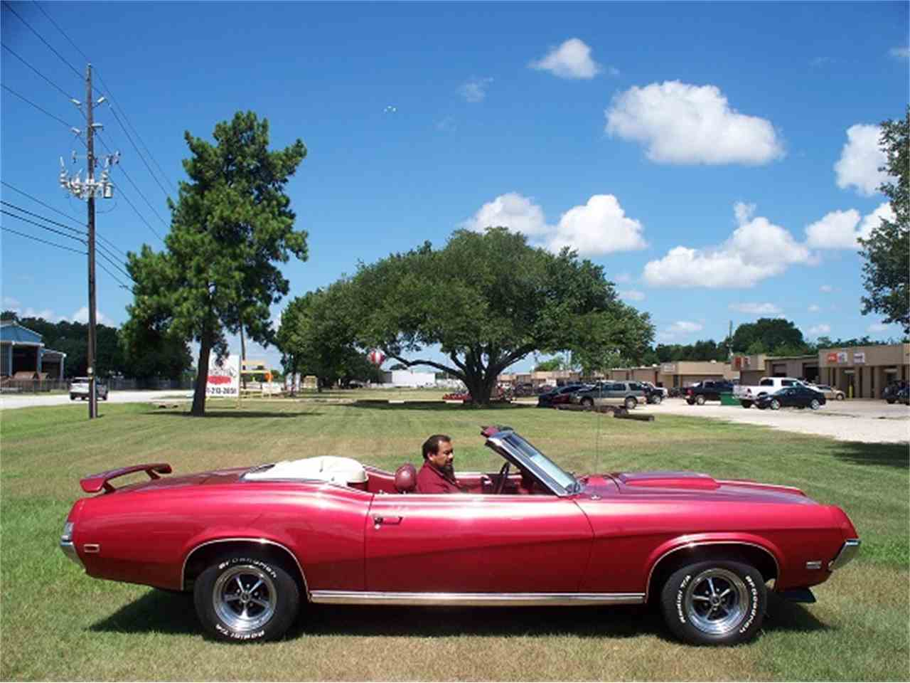 Large Picture of Classic '69 Mercury Cougar XR7 located in Texas - $29,995.00 - LFML
