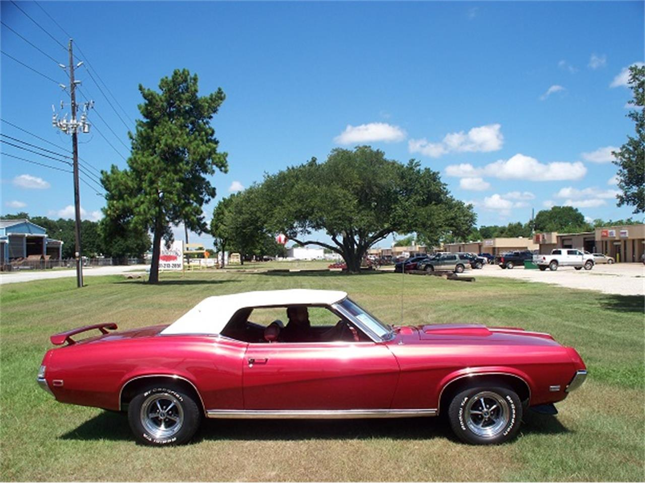 Large Picture of Classic '69 Mercury Cougar XR7 located in Texas - $29,995.00 Offered by Performance Mustangs - LFML