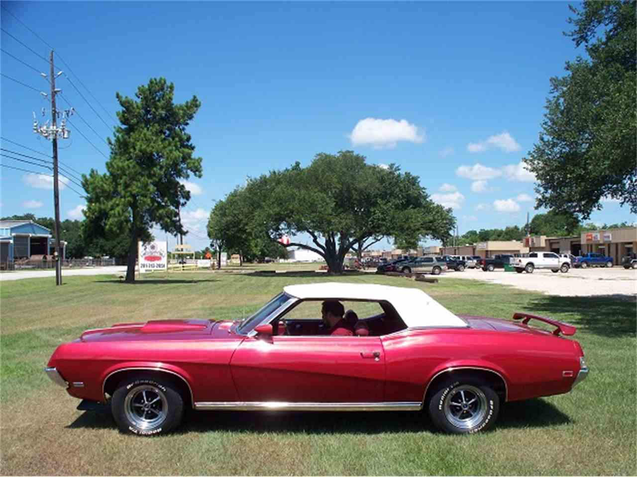 Large Picture of Classic 1969 Cougar XR7 - LFML
