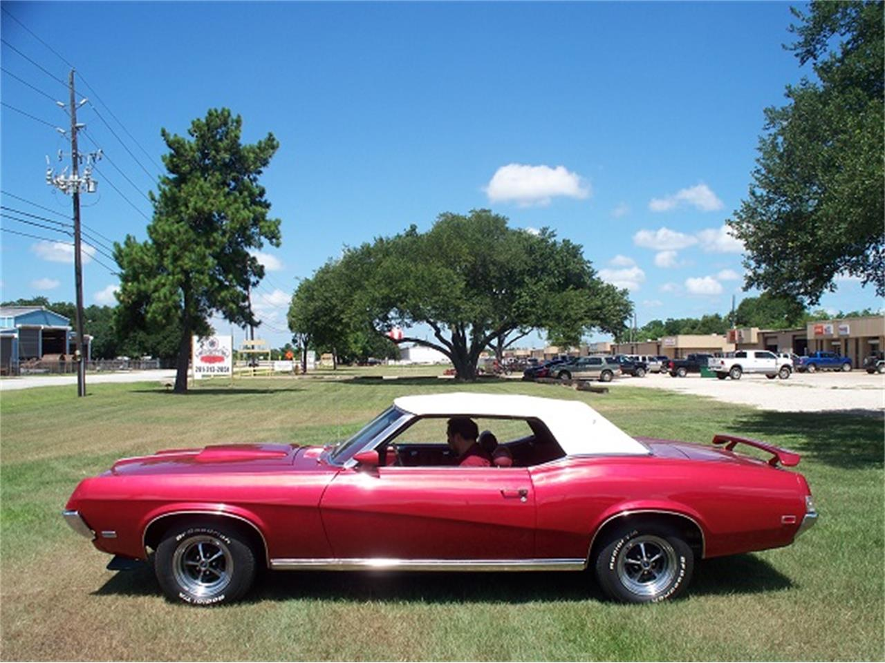 Large Picture of '69 Mercury Cougar XR7 located in CYPRESS Texas - $29,995.00 Offered by Performance Mustangs - LFML