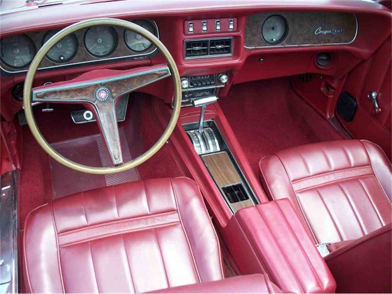Large Picture of '69 Cougar XR7 located in CYPRESS Texas - $29,995.00 - LFML