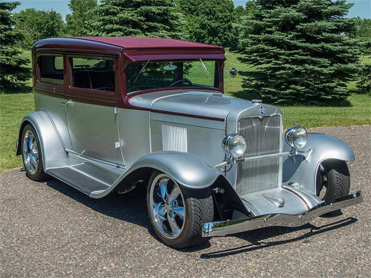 1930 chevy truck hot rod