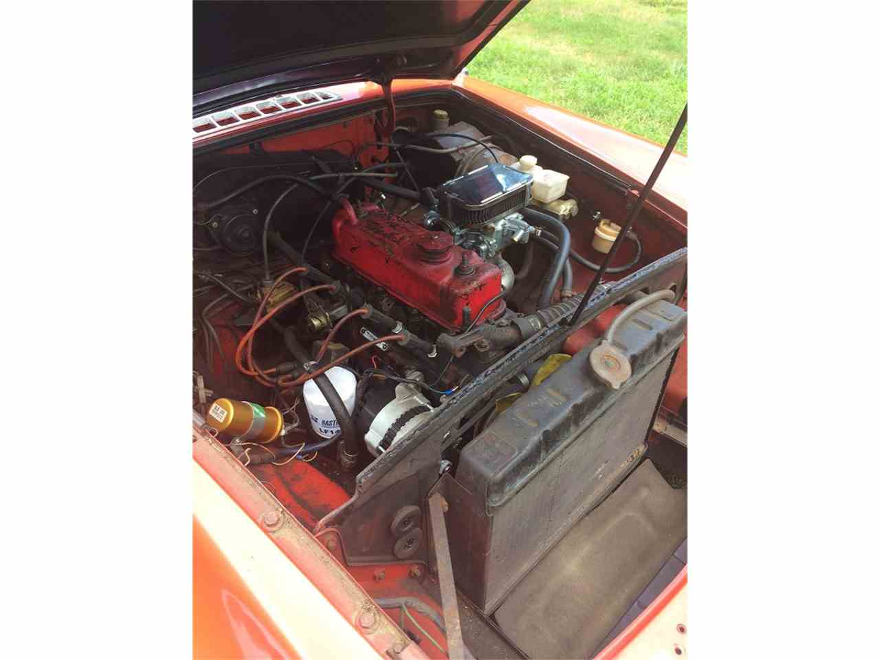Large Picture of '76 MGB - LHUS