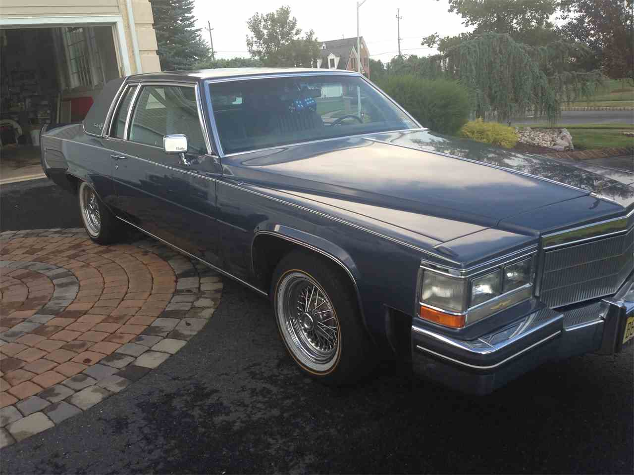 1984 Cadillac Coupe DeVille for Sale | ClicCars.com | CC-1002922