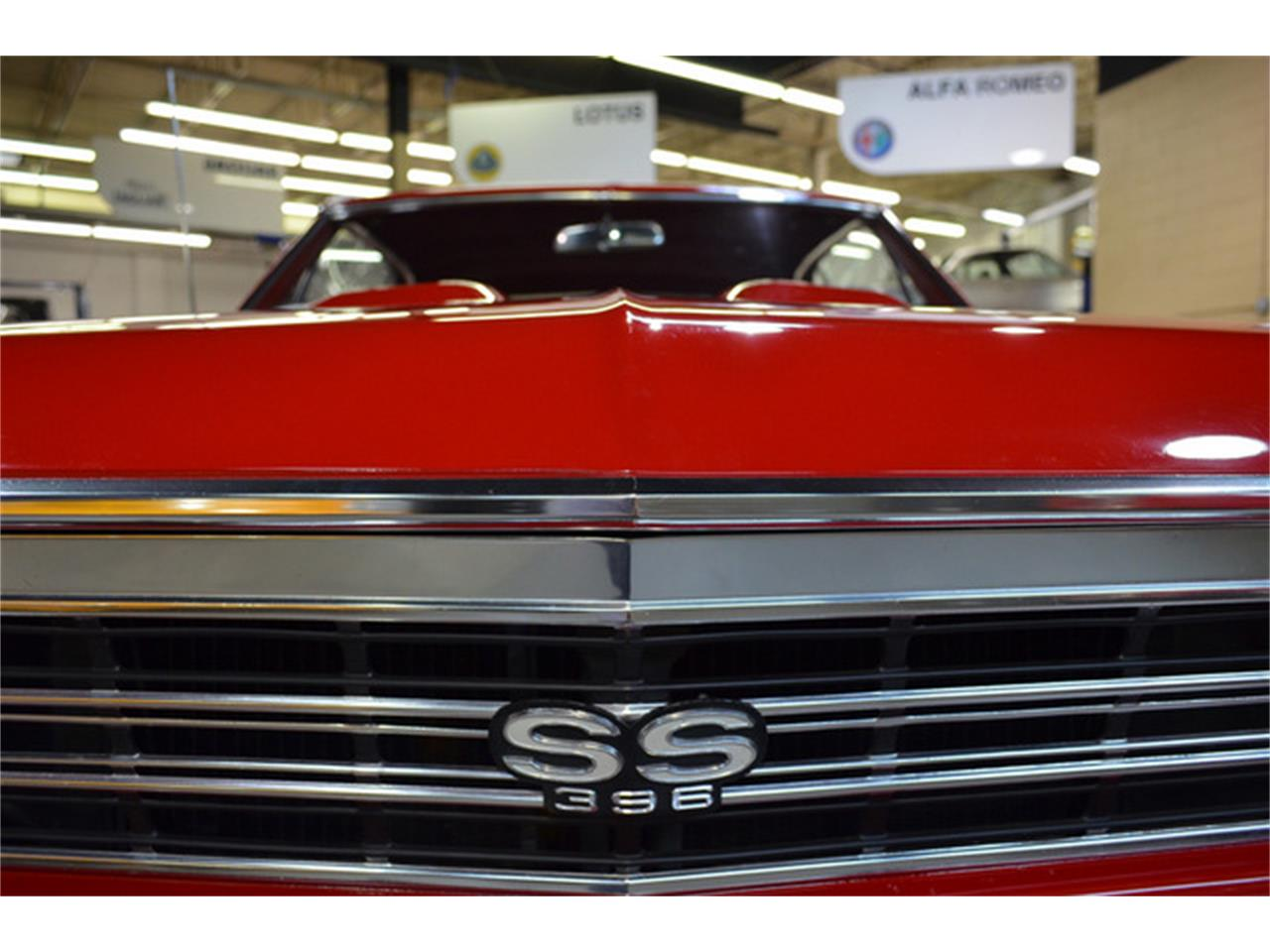 Large Picture of '67 Chevelle SS - LHV0