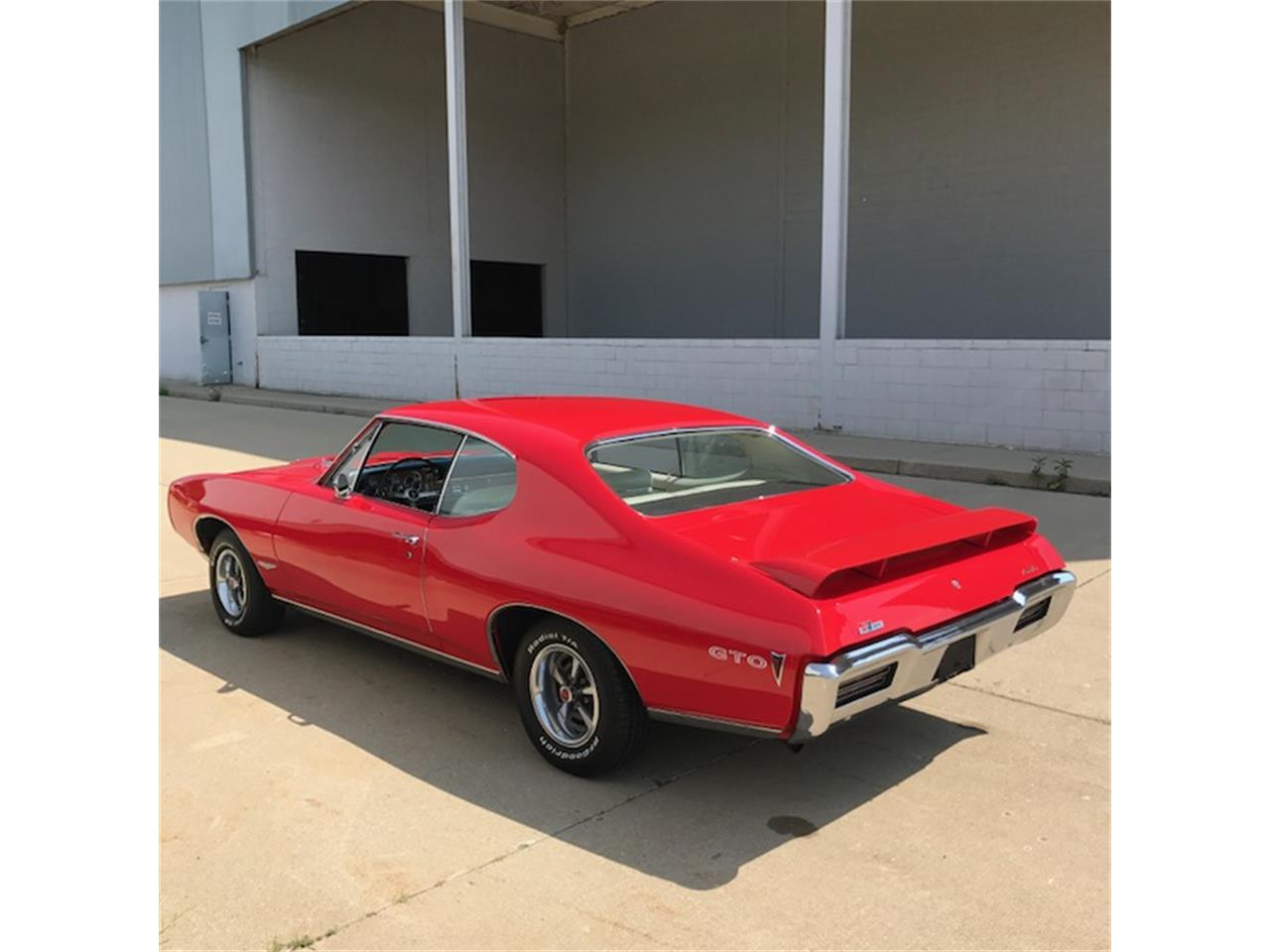 Large Picture of '68 GTO - LHV4