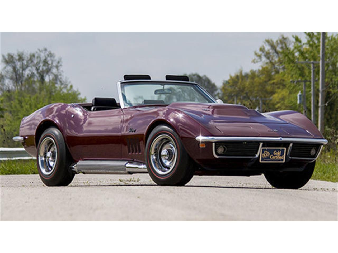 Large Picture of Classic '69 Chevrolet Corvette located in Connecticut Auction Vehicle - LHVA