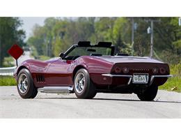 Picture of Classic '69 Chevrolet Corvette located in Connecticut - LHVA