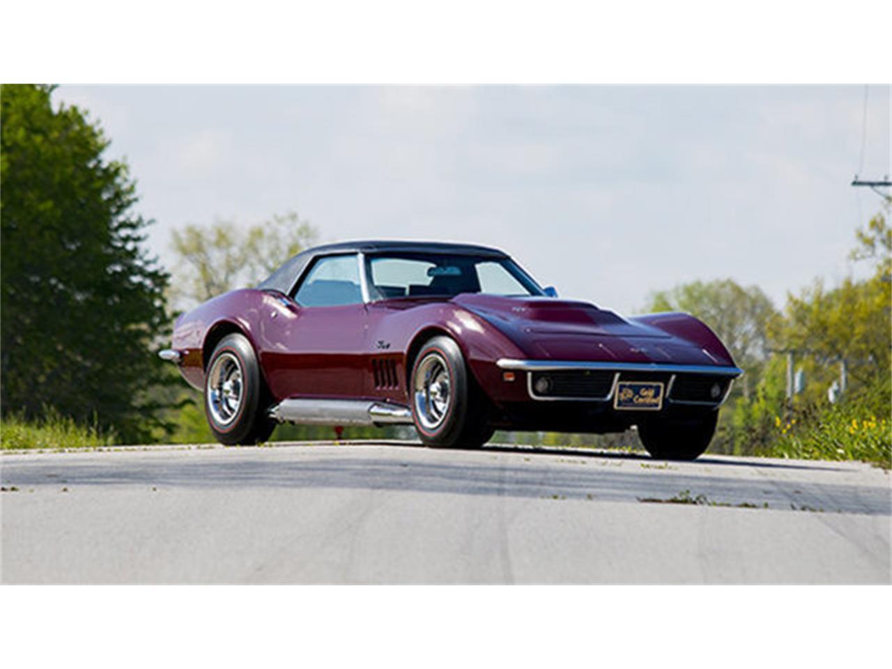 Large Picture of Classic 1969 Chevrolet Corvette located in Connecticut - LHVA