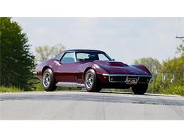 Picture of Classic '69 Corvette Auction Vehicle Offered by GT Motor Cars - LHVA