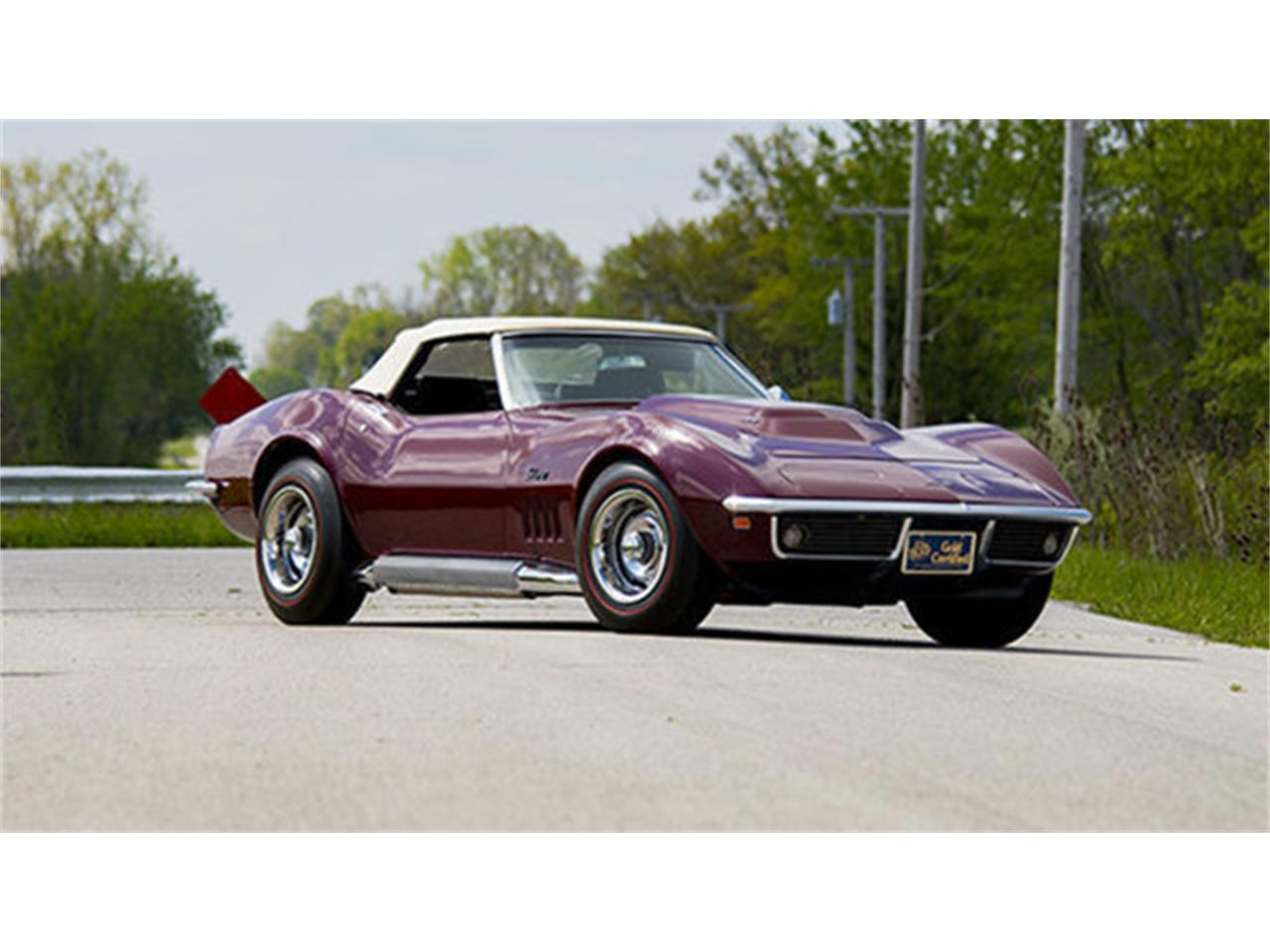 Large Picture of 1969 Chevrolet Corvette Auction Vehicle Offered by GT Motor Cars - LHVA