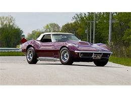 Picture of Classic 1969 Corvette Auction Vehicle Offered by GT Motor Cars - LHVA