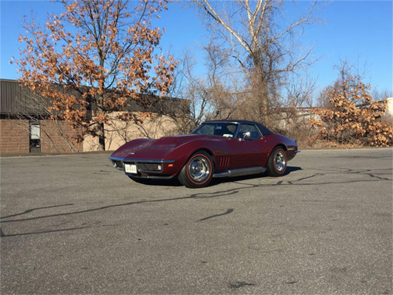 Large Picture of 1969 Corvette located in Wallingford Connecticut Auction Vehicle - LHVA