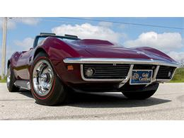 Picture of Classic 1969 Corvette located in Connecticut Offered by GT Motor Cars - LHVA