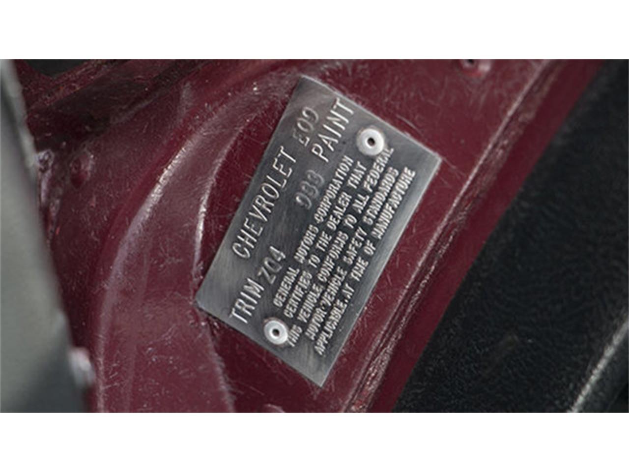 Large Picture of Classic '69 Corvette Auction Vehicle - LHVA