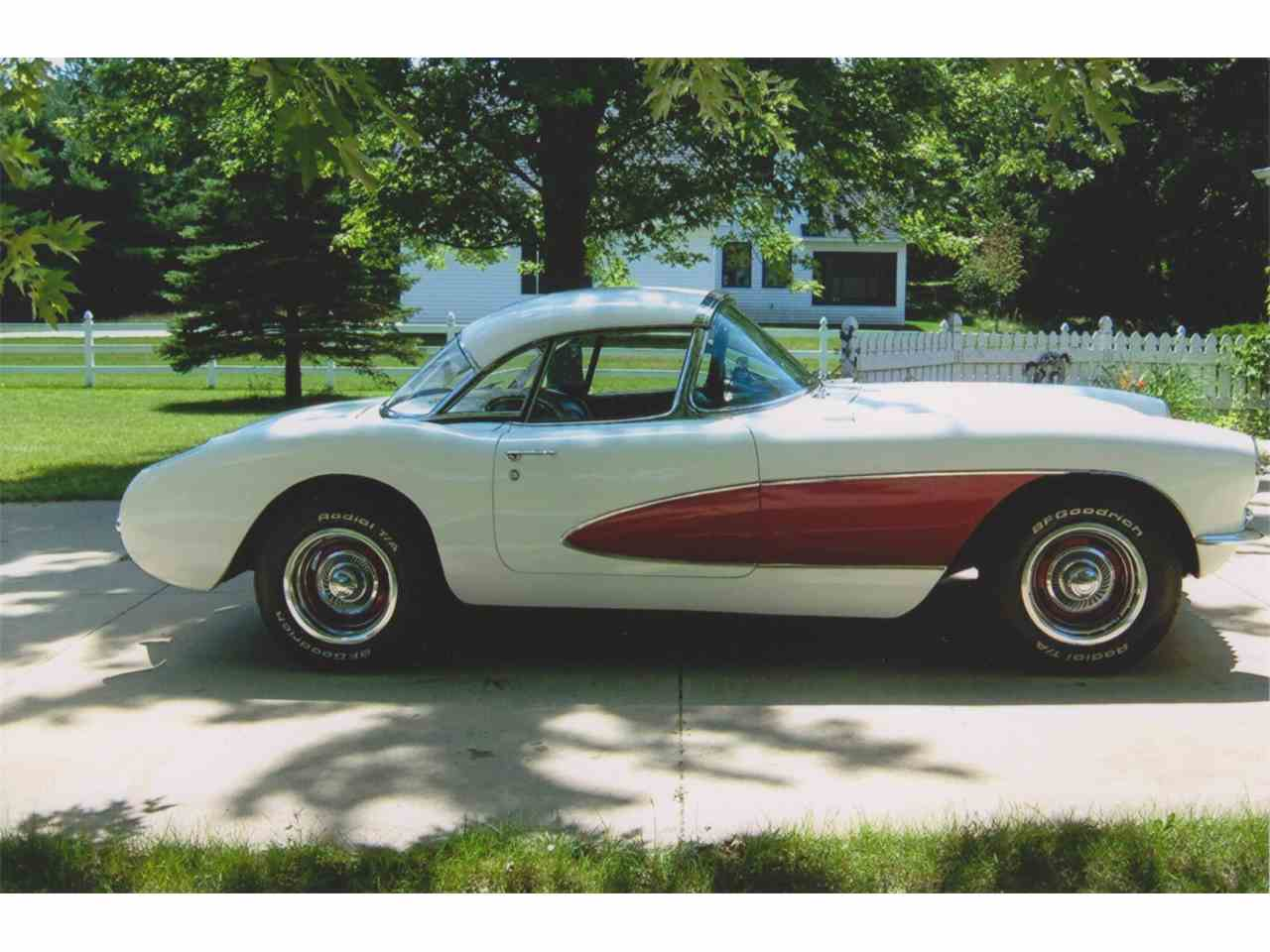 Large Picture of '57 Corvette located in Midland Michigan Offered by a Private Seller - LHW7