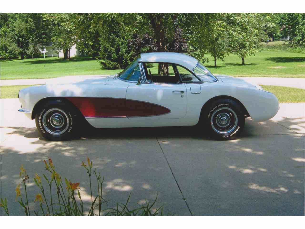 Large Picture of Classic '57 Corvette Offered by a Private Seller - LHW7