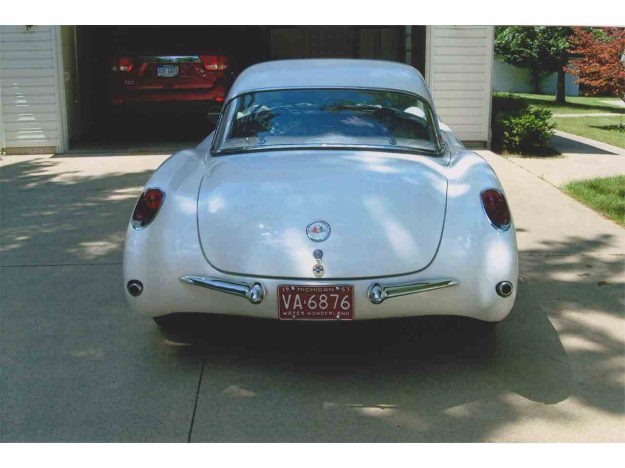 Large Picture of 1957 Corvette located in Midland Michigan - $65,000.00 Offered by a Private Seller - LHW7