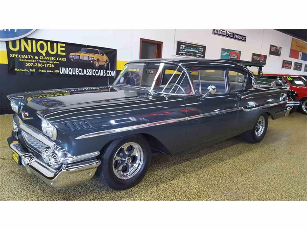 1958 Chevrolet Delray for Sale | ClassicCars.com | CC-1000301