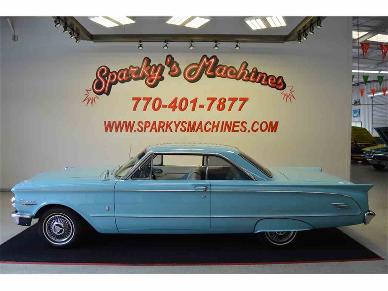 Large Picture of Classic '63 Comet - $17,900.00 Offered by Sparky's Machines - LHYJ