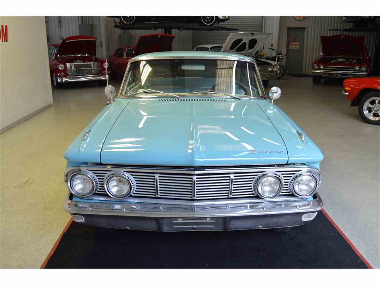 Large Picture of Classic '63 Mercury Comet located in Loganville Georgia Offered by Sparky's Machines - LHYJ