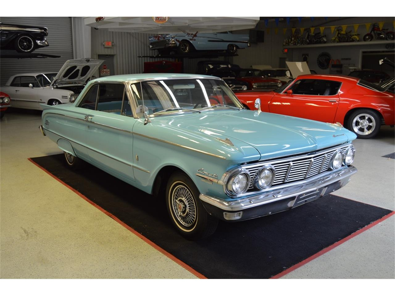 Large Picture of '63 Comet - LHYJ